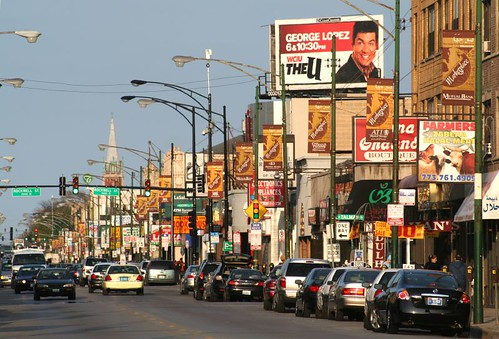 Devon Avenue - view east