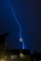 Thunder Storm over Crayford