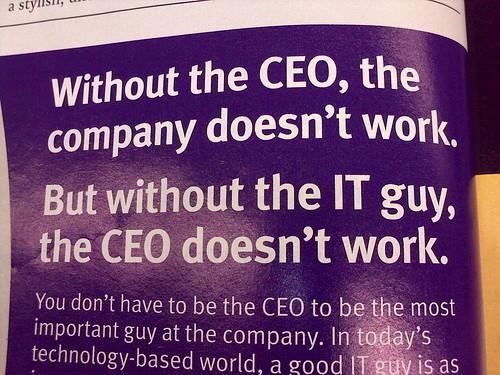CEO & IT