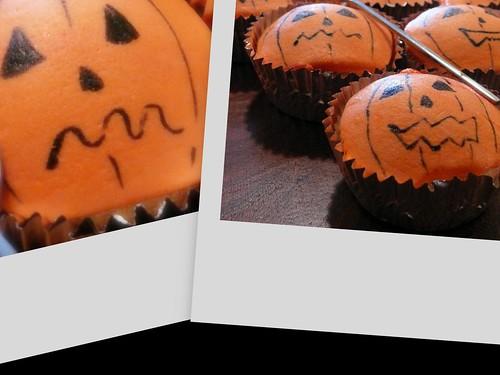muffins de halloween por somaral3.