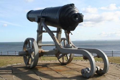 Hartlepool Sebastopol Cannon