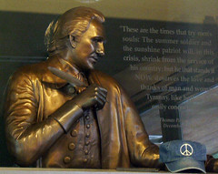 Thomas Paine And the Peace Hat