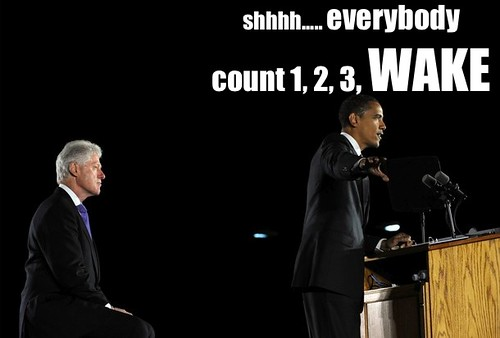 shhhh everybody count 1 2 3 wake up bill