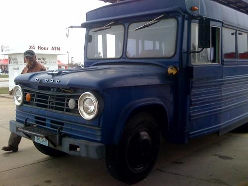 Short Bus would make great art car