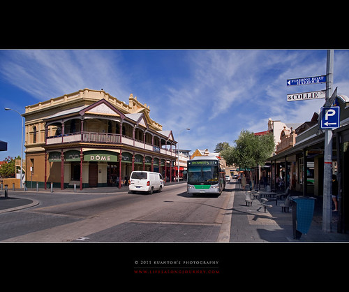 Archives_2005_to_Present #151 - A Relaxed Afternoon in Fremantle by kuantoh