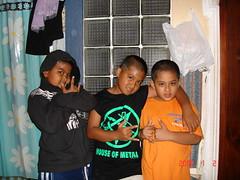 Yufi, Yubi dan Farrel