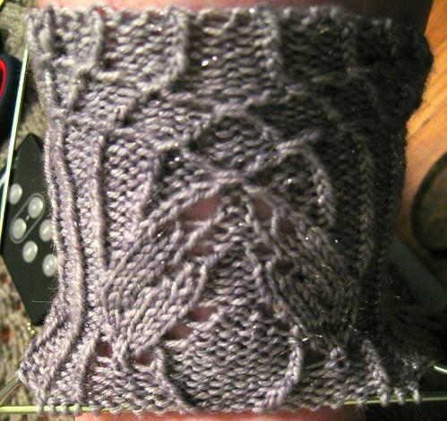 rivendell sock 01 by chickengoddess.