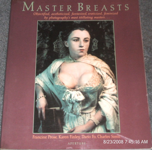 female breast photography