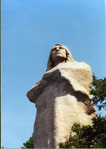 Lorado Taft's Blackhawk