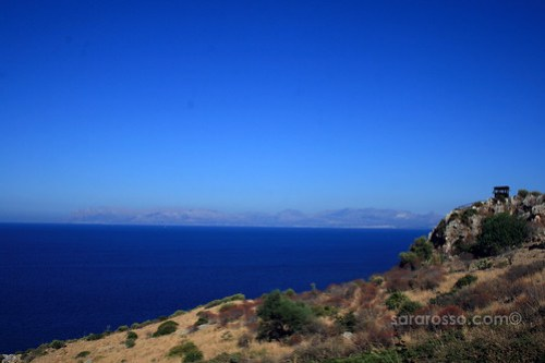 A view from Lo Zingaro Natural Reserve, Sicily