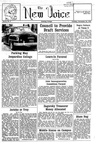 New Voice, November 26, 1968