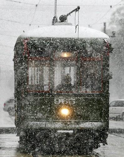 Snow in NO