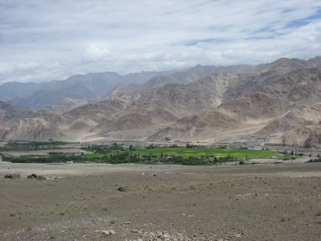 Water for human being (Ladakh) - Photo : alles-schlumpf