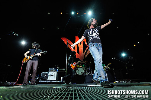 Chris Cornell @ Projekt Revolution
