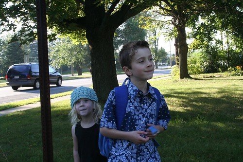 First Day of Second Grade 2
