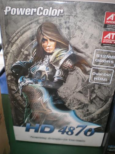 Powercolor HD 4870