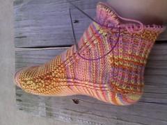 Firestarter heel