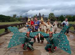Angkor Wat dancers 3