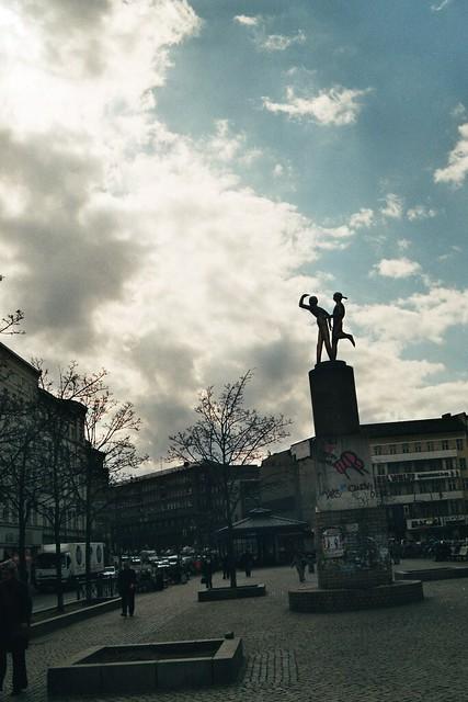 Les danseurs de Hermannplatz