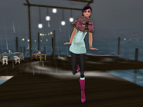 Thursday Rain New Sim  #7]