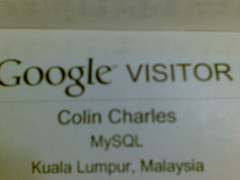 google visitor