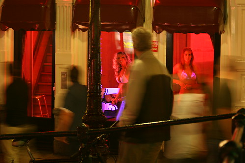 Red Light District by The Common Wanderer.