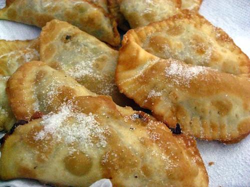 Adrogué - Fried Empanadas