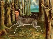 Frida Kahlo. El Venadito o El venado herido o Soy un pobre venadito, 1946