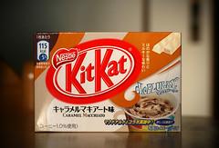 KitKat �ャラメルマ�アート