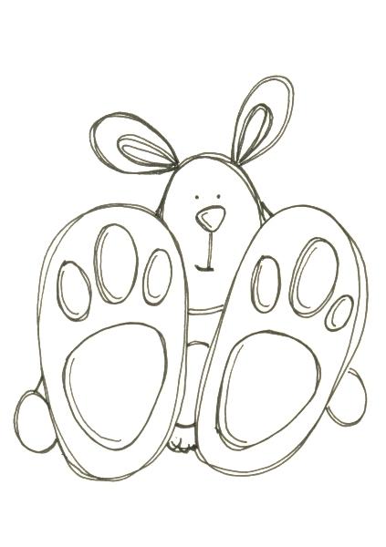 200809 bunny feet