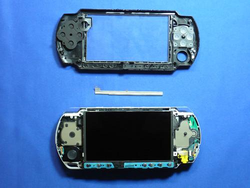 Bagian Dalam PSP-3000