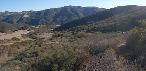 Entering Serrano Valley