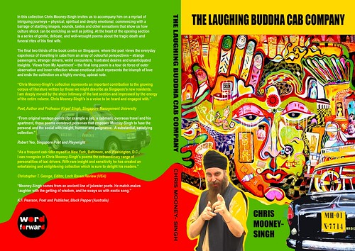 Chris Mooney-Singh. Laughing Buddha Cab Company
