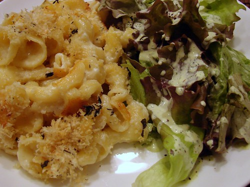 Dinner: April 26, 2010