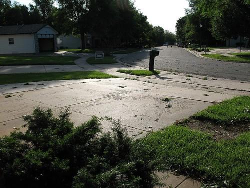 Mulvane Storm Damage, June 3rd, 2008