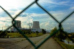 La centrale nucleare di Trino Vercellese