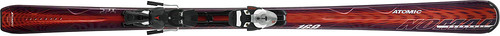 Atomic Nomad Sunburst Skis 2009