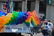 Genentech at San Francisco Pride Parade