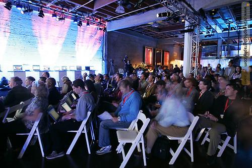 Intel launch at Mezzanine SF