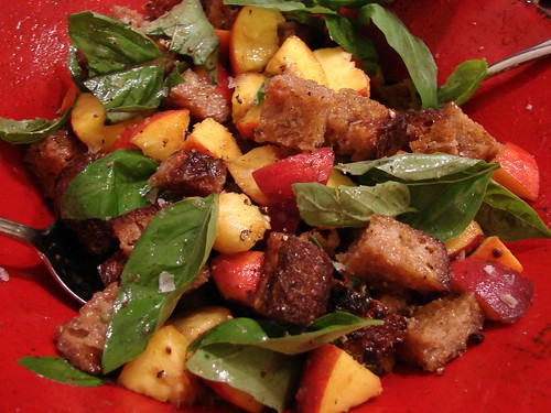 Dinner contribution: August 13, 2008