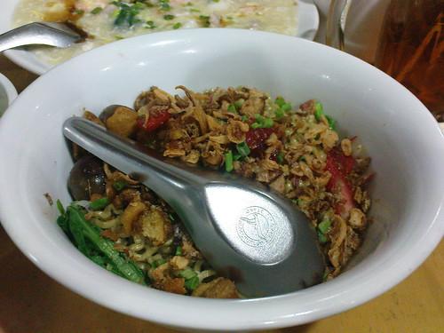 Kwetiau Medan Apeng - Song Mie