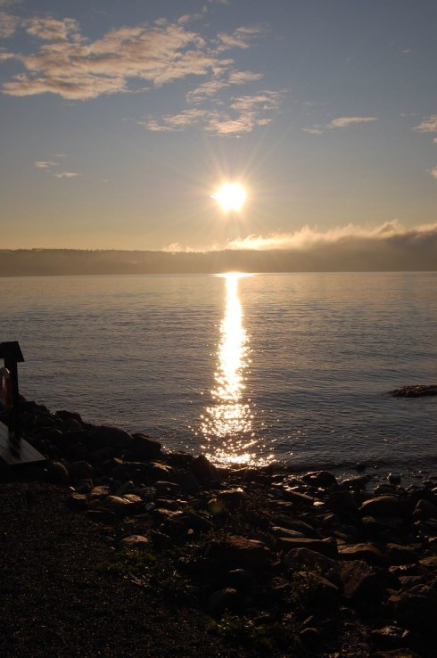 Oslofjorden fra Filtvet