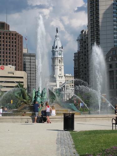 Logan Square and City Hall