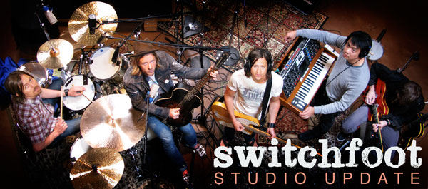 switchfoot studio update