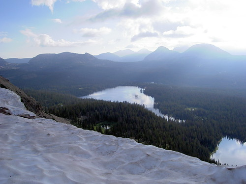 From the Haystack Ridge