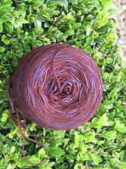 Malabrigo Sock, Velvet Grapes