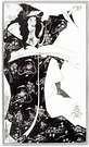 Aubrey Beardsley. Virgilius the Sorcerer, 1893.