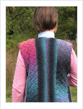 * Wow, awesome use of a great colorway!  :D