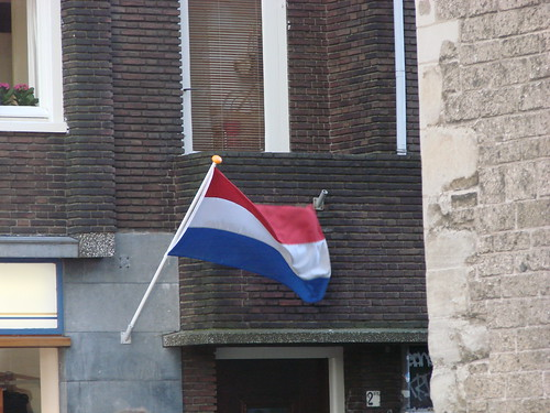 Flying Dutch Flag