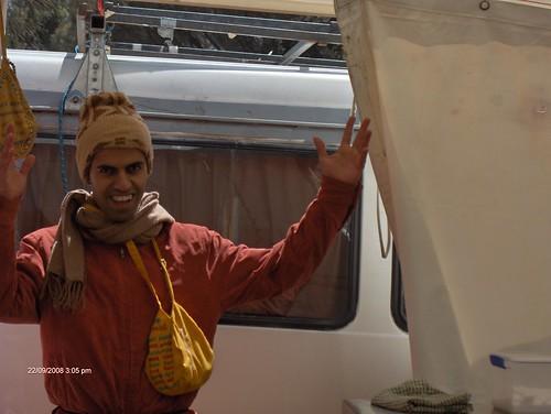 Nanda Mandir Prabhu
